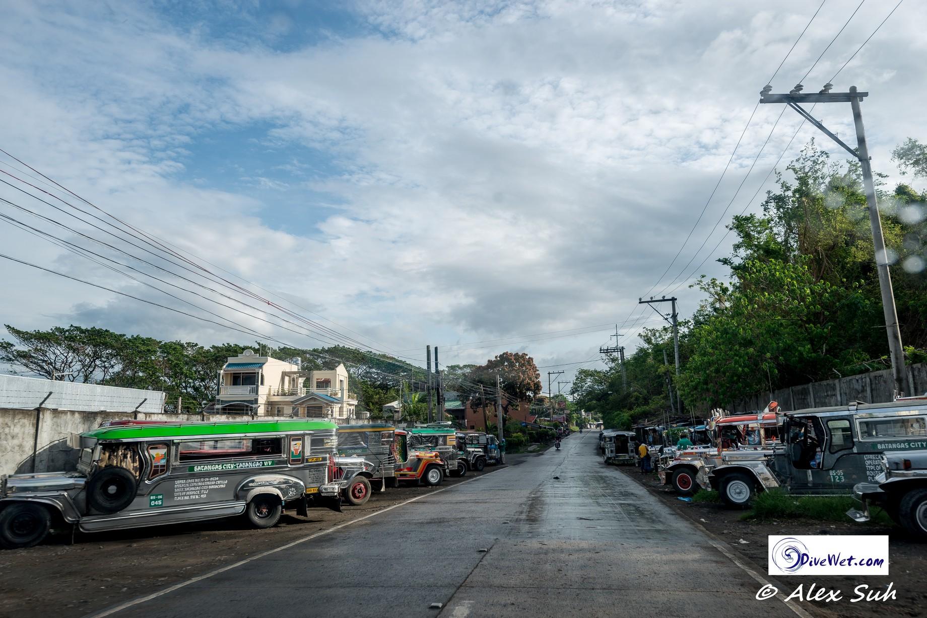 Jeepney Alley