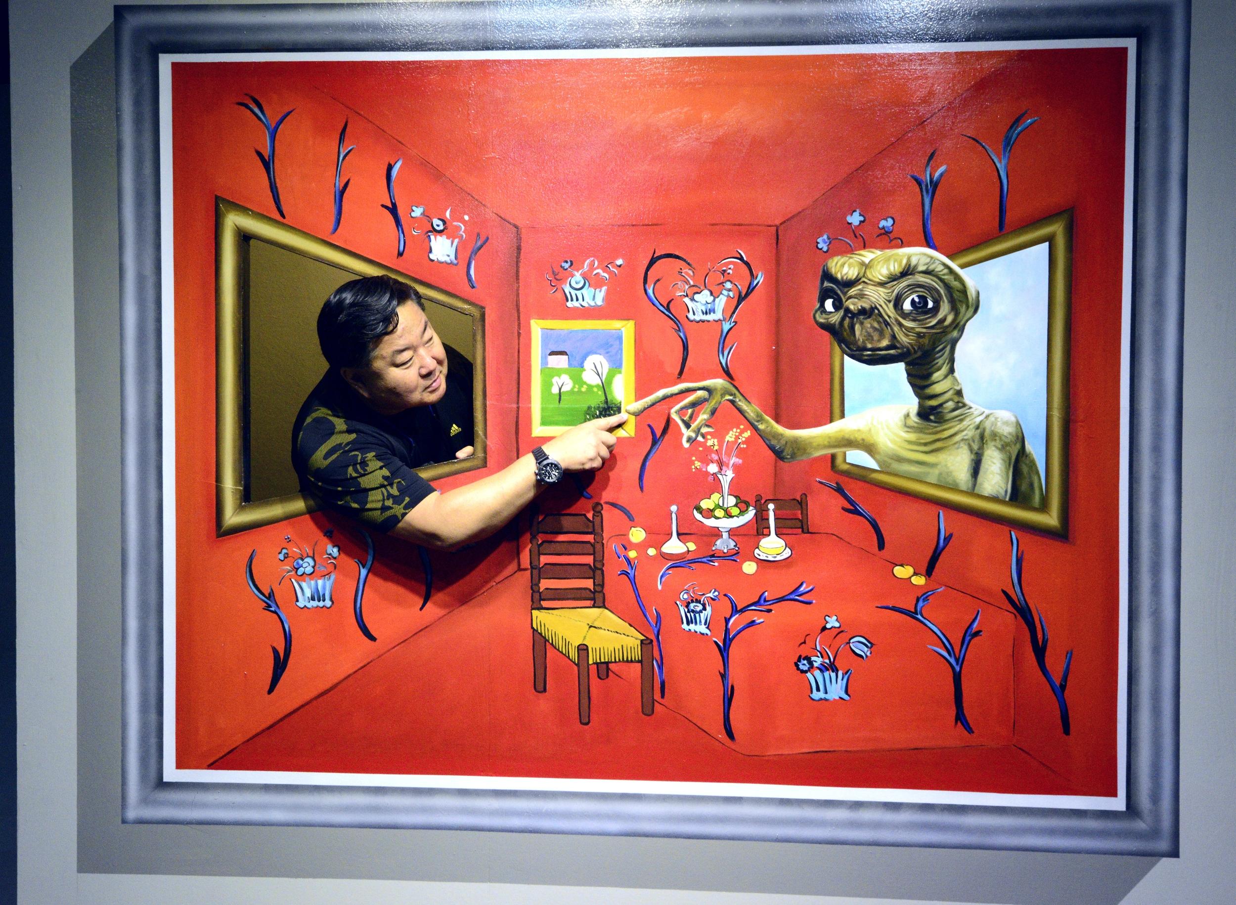 Trick Eye Museum Phuket