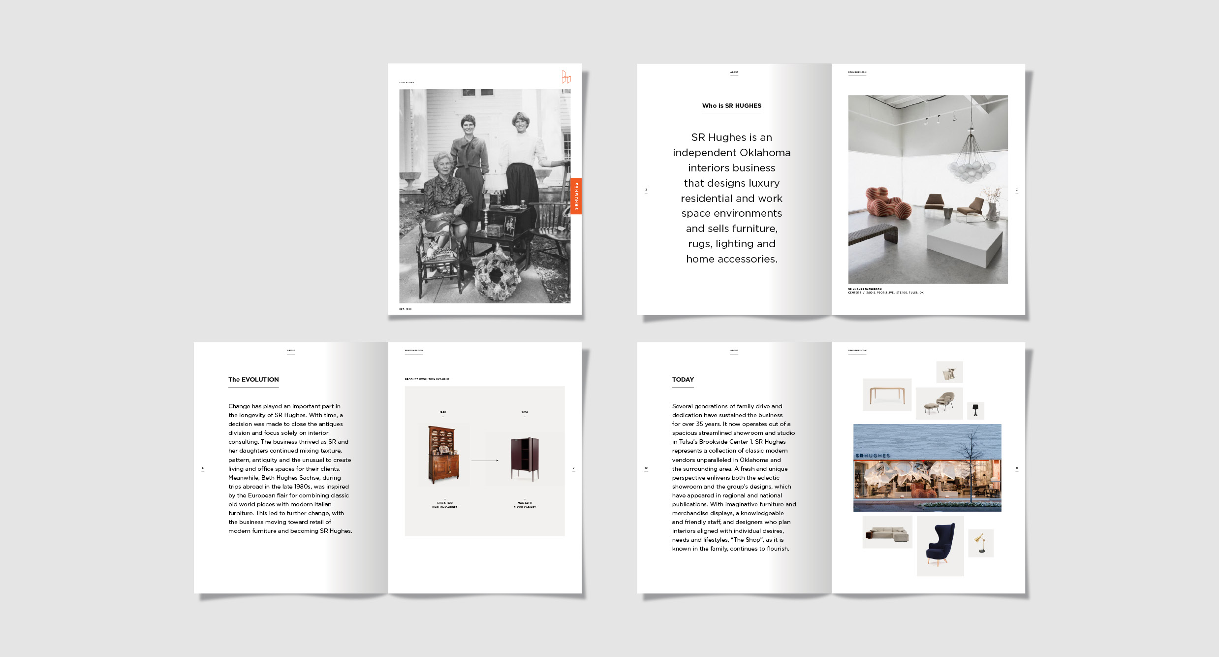Brochure / About