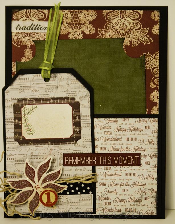 Journal Your Christmas with Teresa Collins