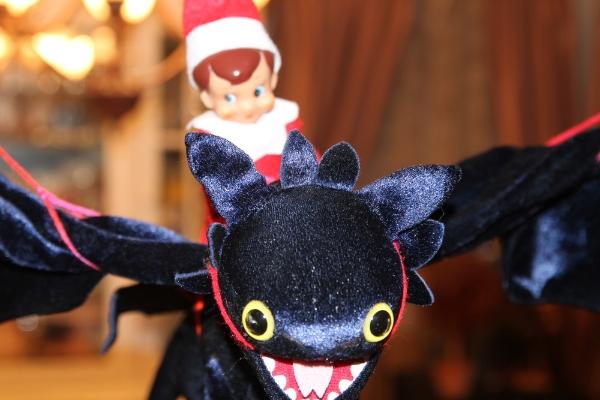 Elf on the Shelf Ideas #ElfontheShelf