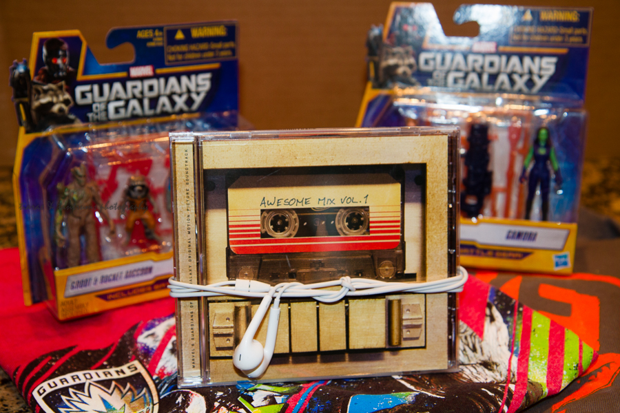 Guardians of the Galaxy Teenager Birthday Party