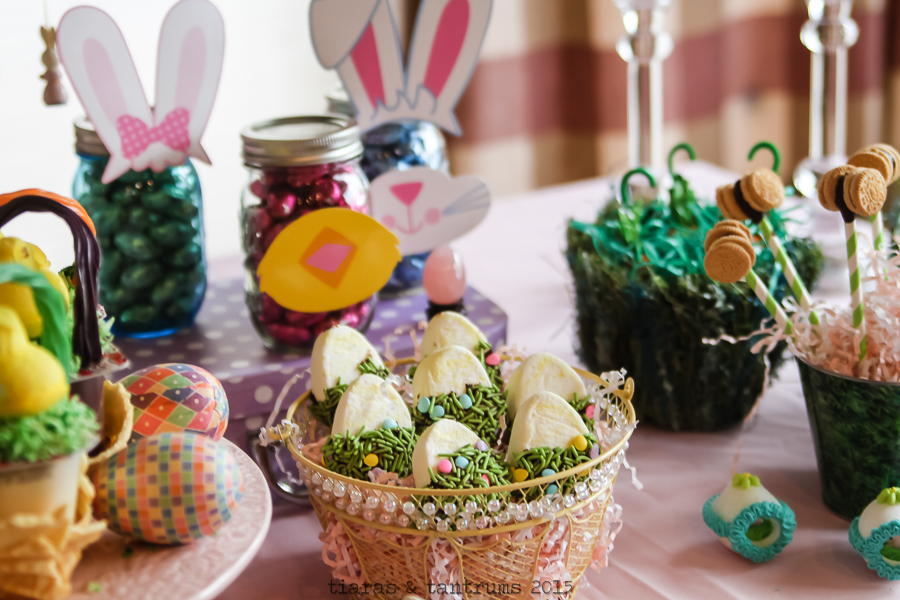 Easter Party Preparations