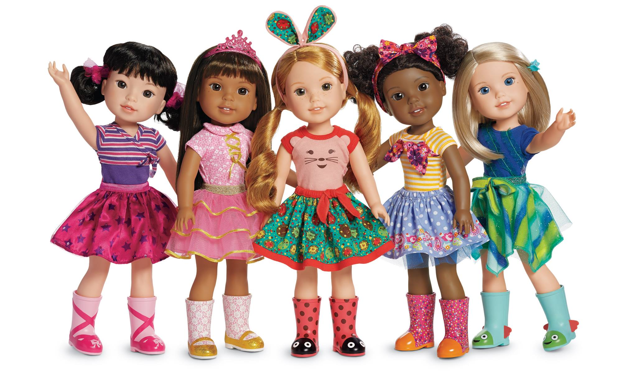 Wellie Wishers from American Girl