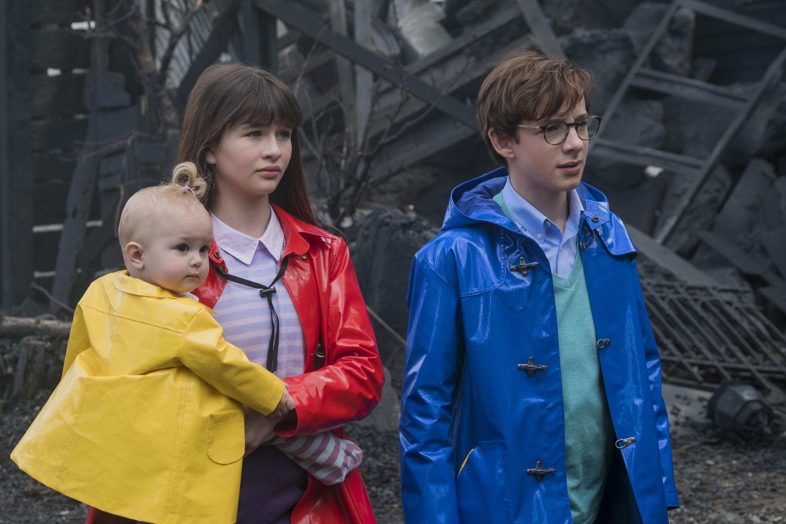 Lemony Snicket's 'A Series of Unfortunate Events' on Netflix