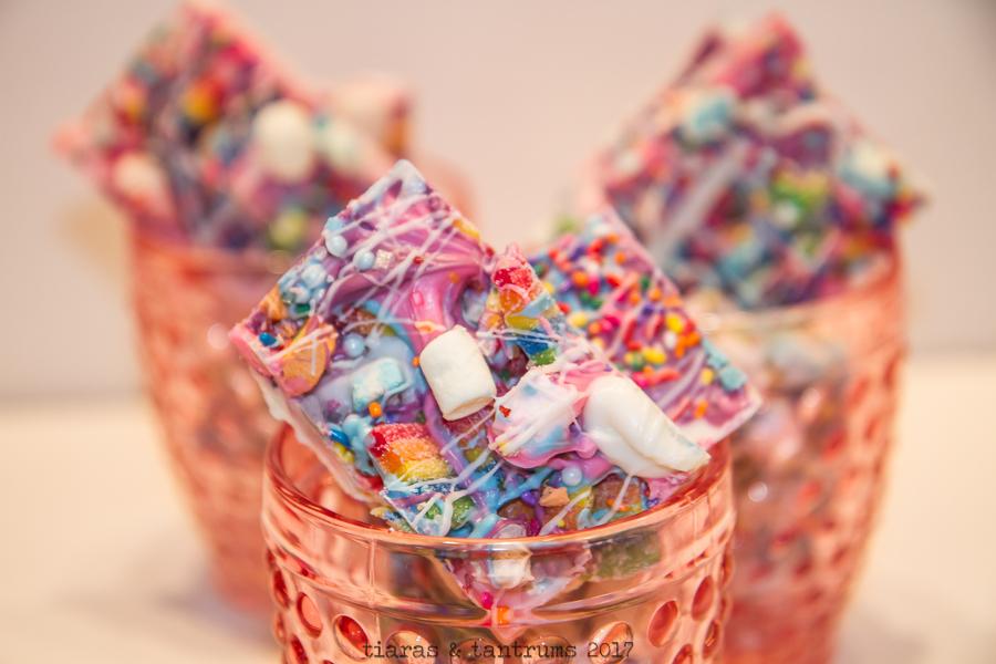 TROLLS Candy Bark Treats Tiaras & Tantrums