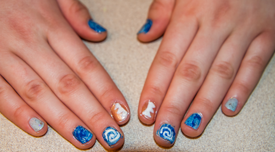 MOANA Beach Nails Manicure