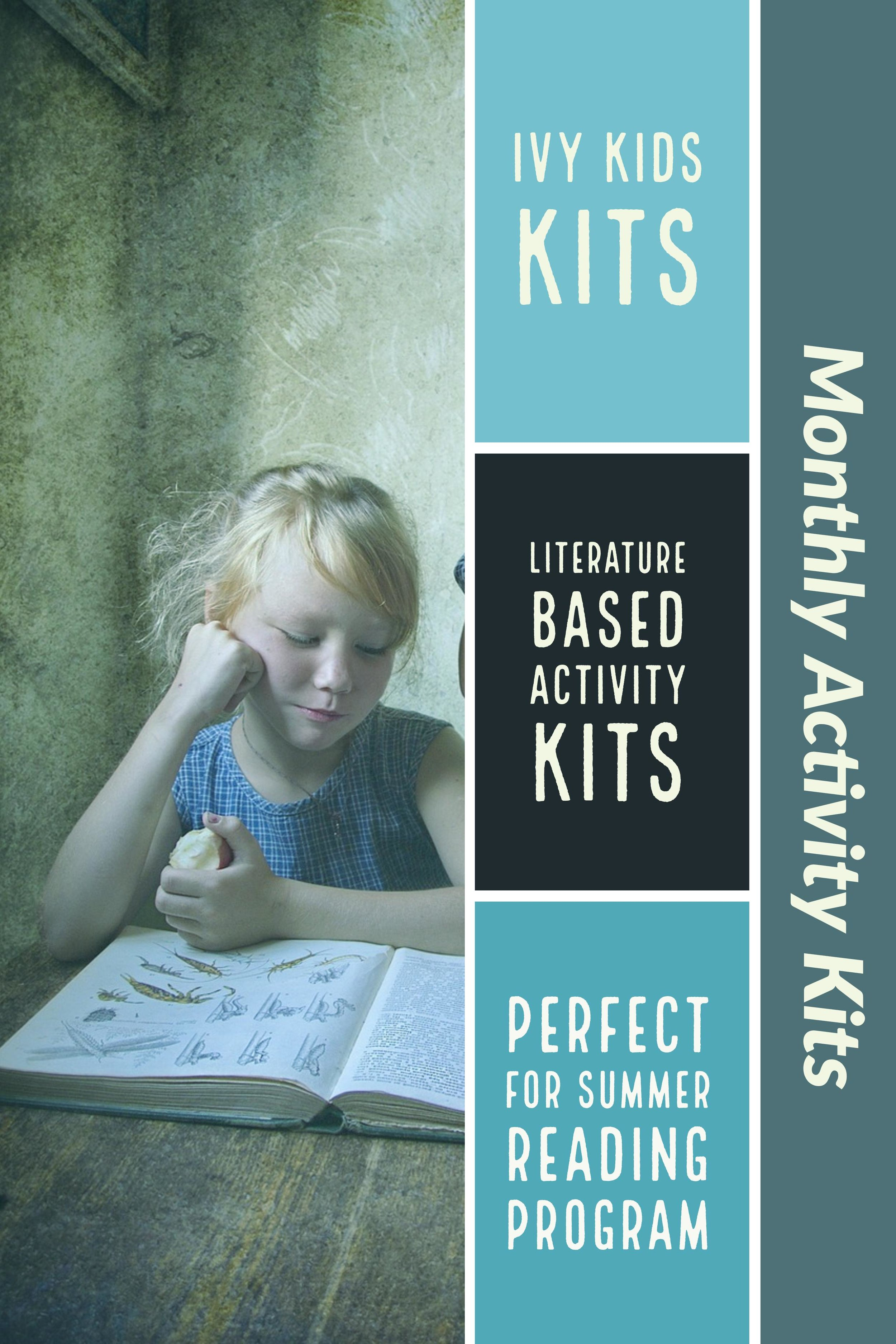 Ivy Kids | Monthly Activity Kits for Kids