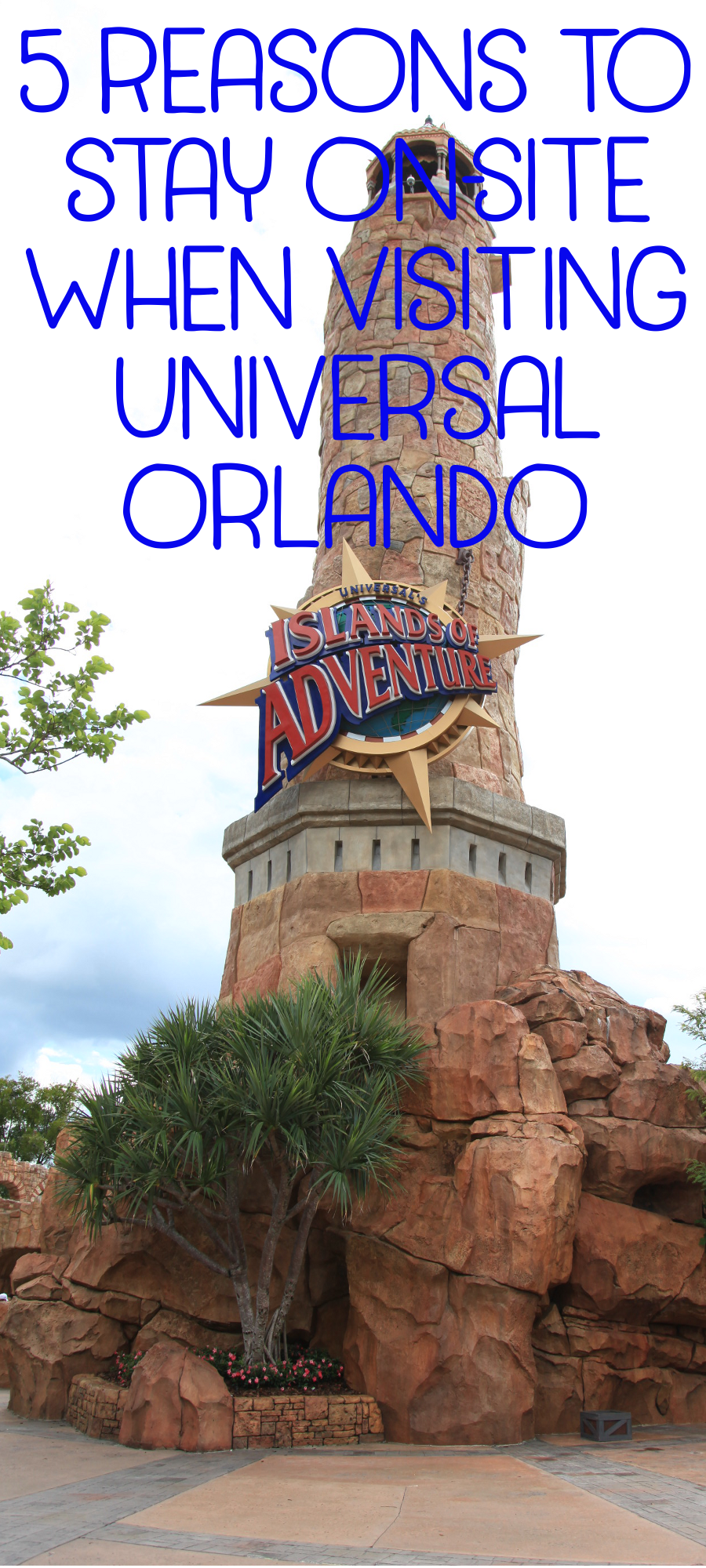 5 Reasons to Stay On-Site When Visiting Universal Orlando