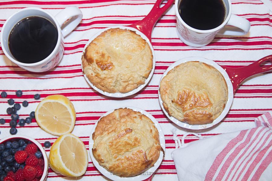 My Favorite Breakfast Mini Dutch Pancakes