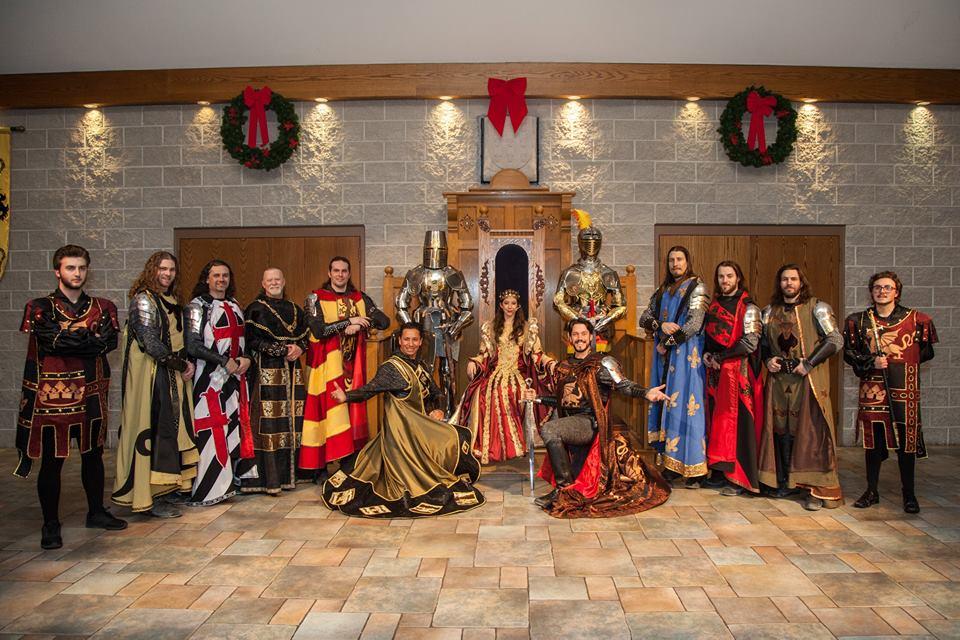 Medieval Times' New Show Soverign