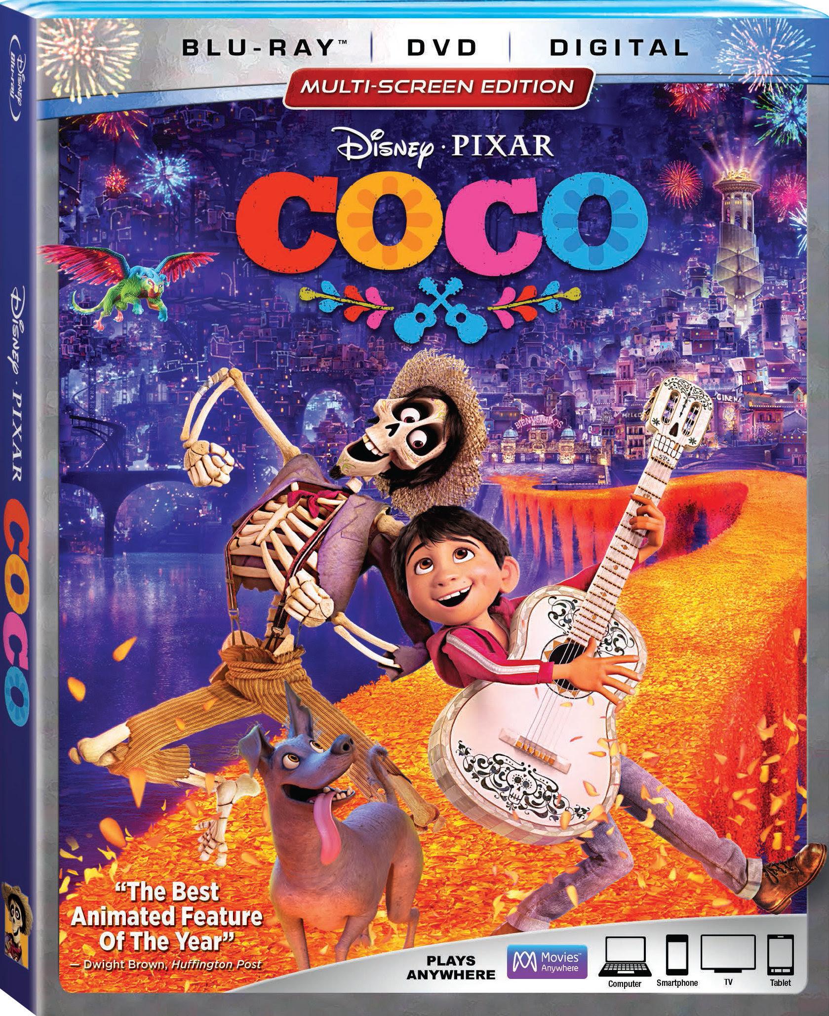 Disney•Pixar's COCO