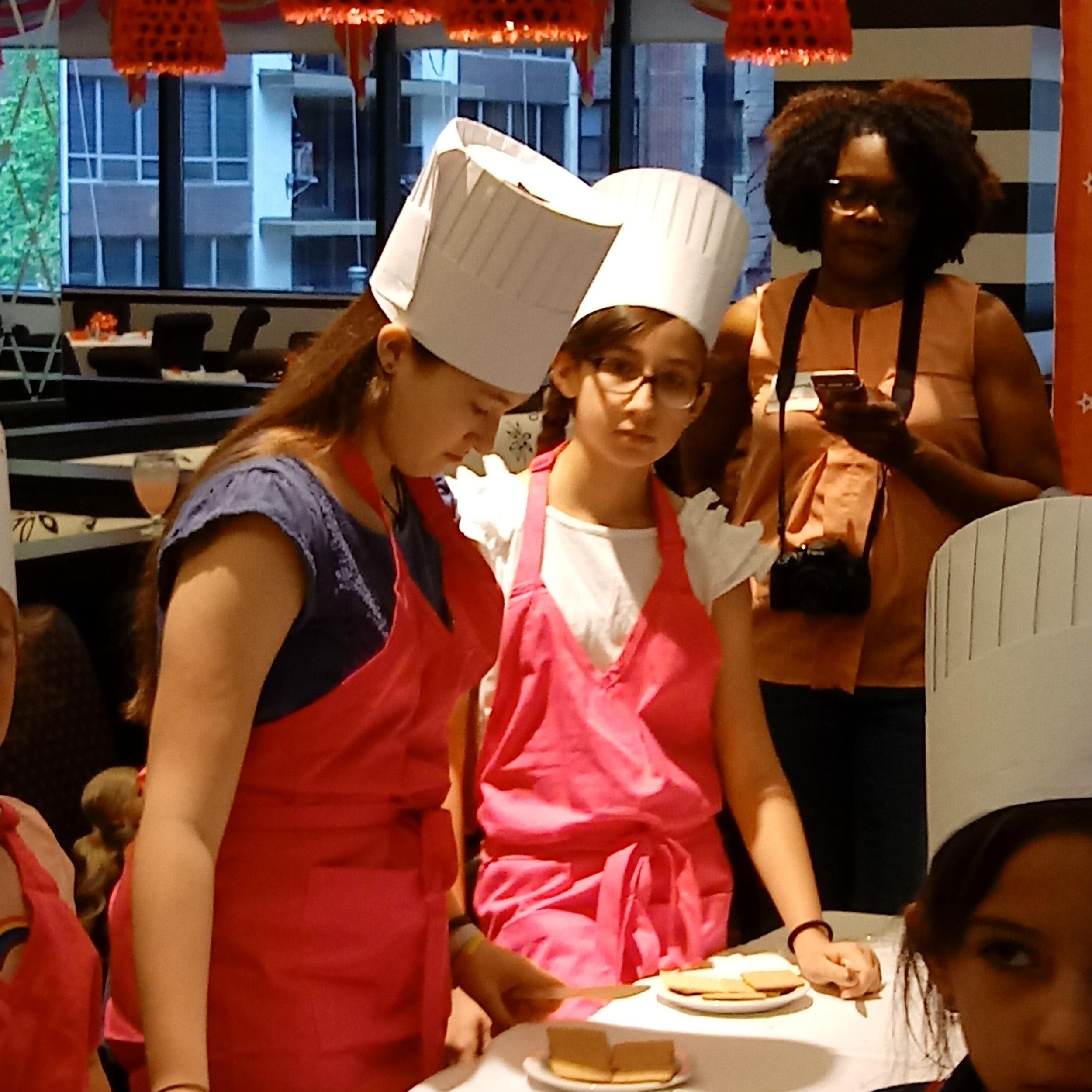American Girl Cooking Class Summer Series