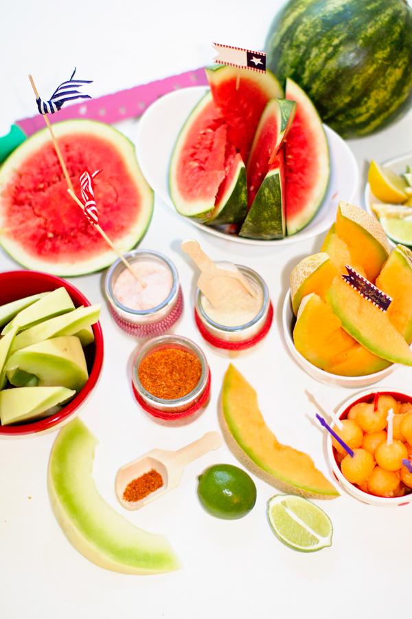 Sweet Summer Melon Bar Tiaras & Tantrums