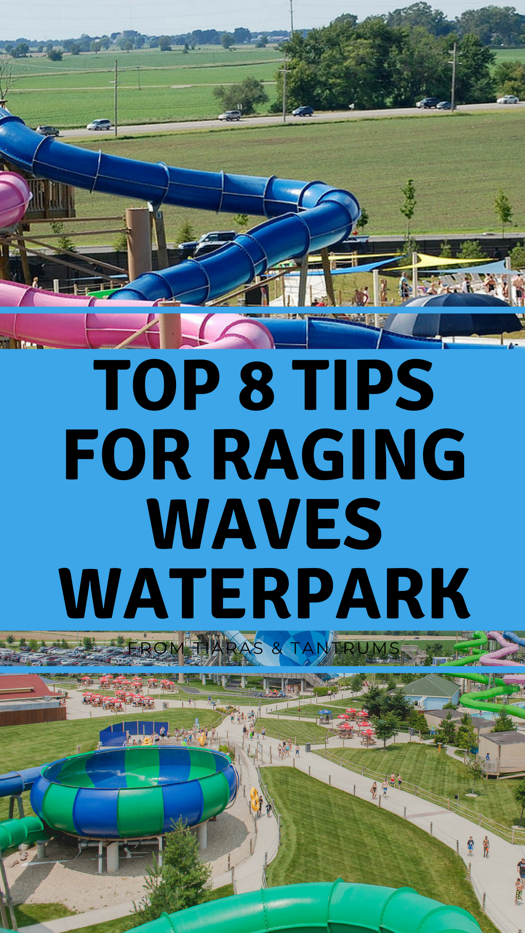 Top 8 Tips for Raging Waves WaterPark
