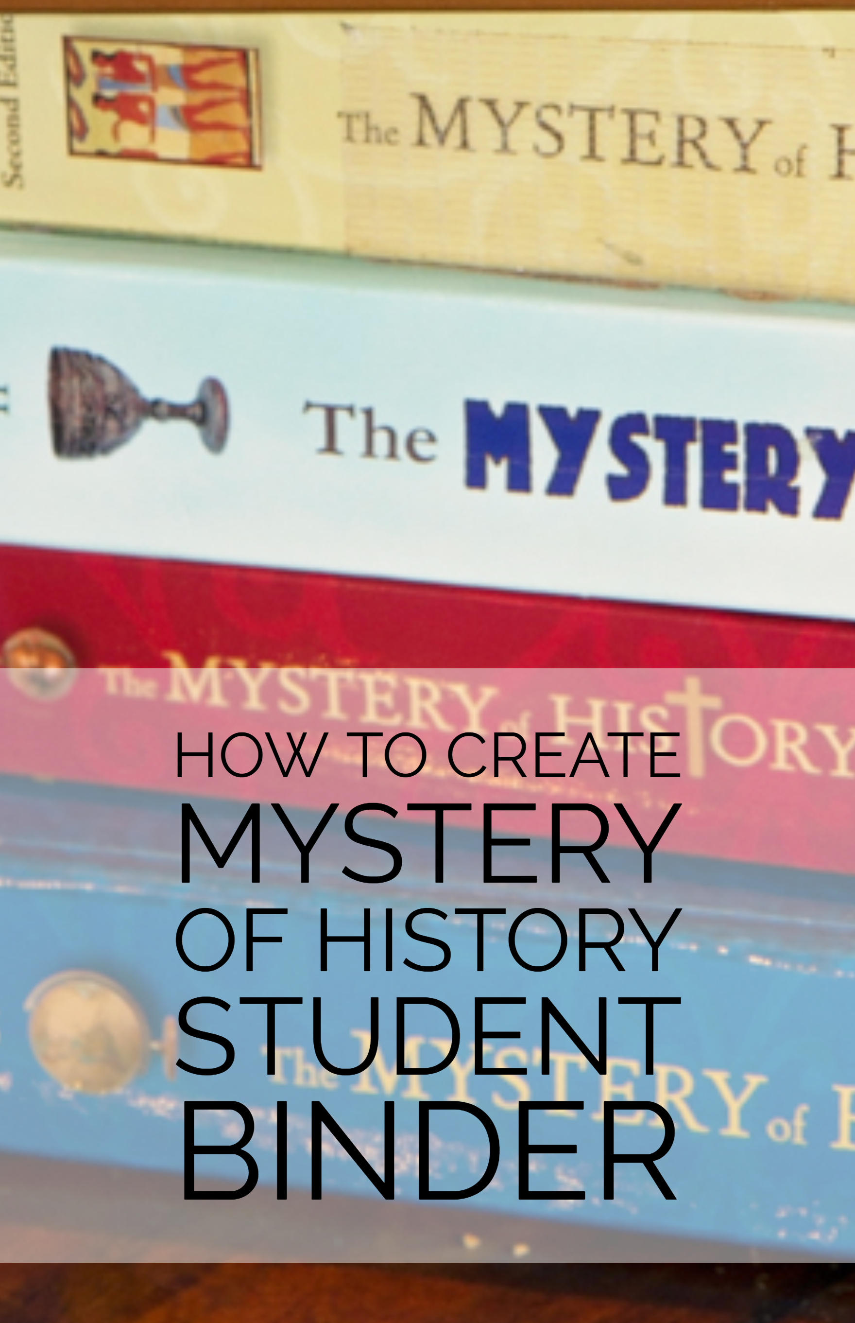 How To Create Mystery of History Student Binder  Tiaras & Tantrums Homeschooling