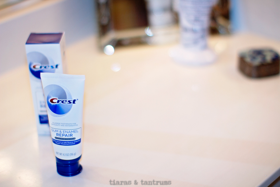 How Important is the Toothpaste I Use? Crest Gum and Enamel Repair Toothpaste is BEST