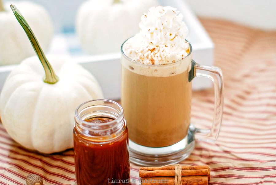 Copycat Pumpkin Spice Latte