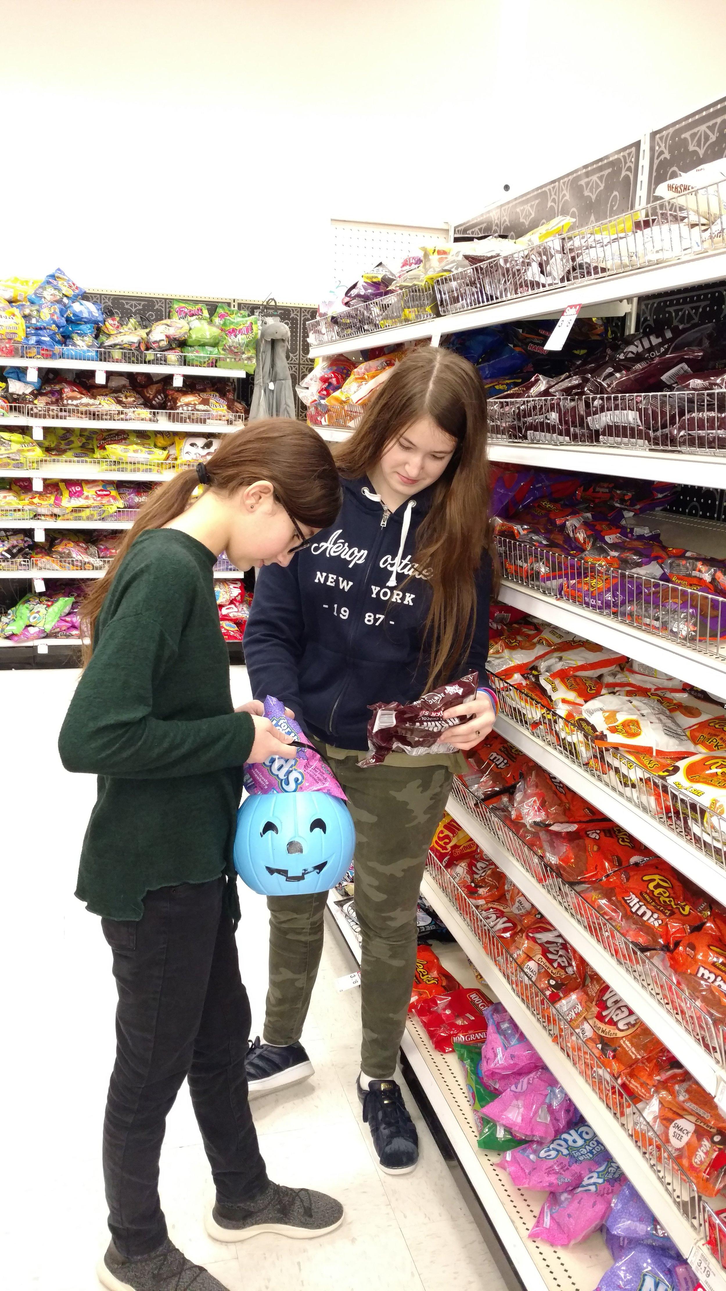 Favorite Halloween Traditions