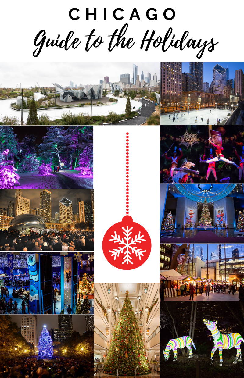 Chicago Guide to the Holidays Tiaras & Tantrums #ChristmasinChicago #ChicagoChristmas