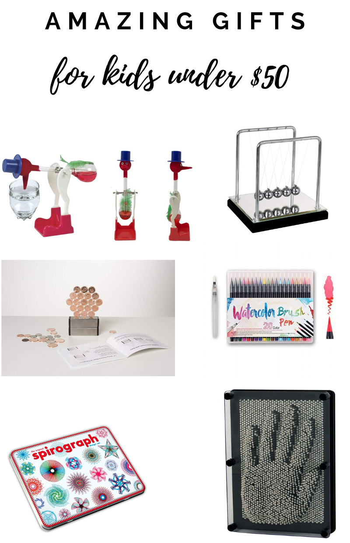Amazing #Amazon Gift Ideas for kids Under $50 #GiftIdeas