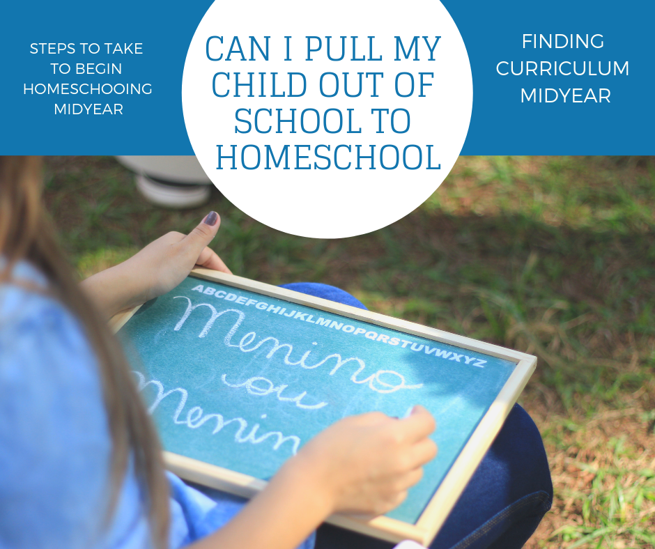 CAN I PULL MY CHILD OUT OF SCHOOL TO HOMESCHOOL #homeschool #homeducate #homeschooling #homeschoolmidyear