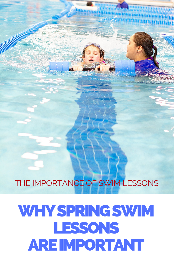 Why Swim Lessons are Important #BigBlueSwimSchool #swimmingLessons