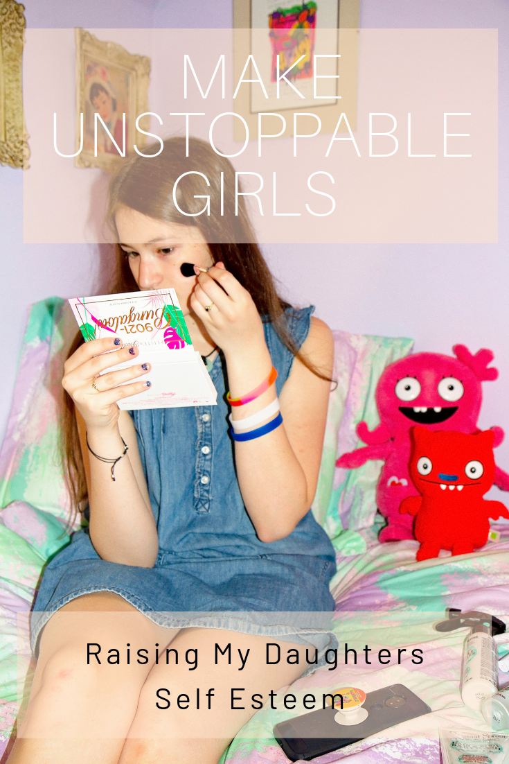 Raising My Daughters Self Esteem to Make Unstoppable Girls #UglyDolls #UglyDollsathome