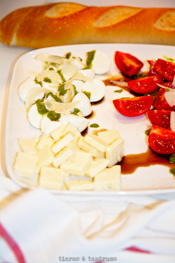 Burrata Pomodori | Simple Caprese Salad #capresesalad #summersalad #tomatosalad #burrata #burratapomodori