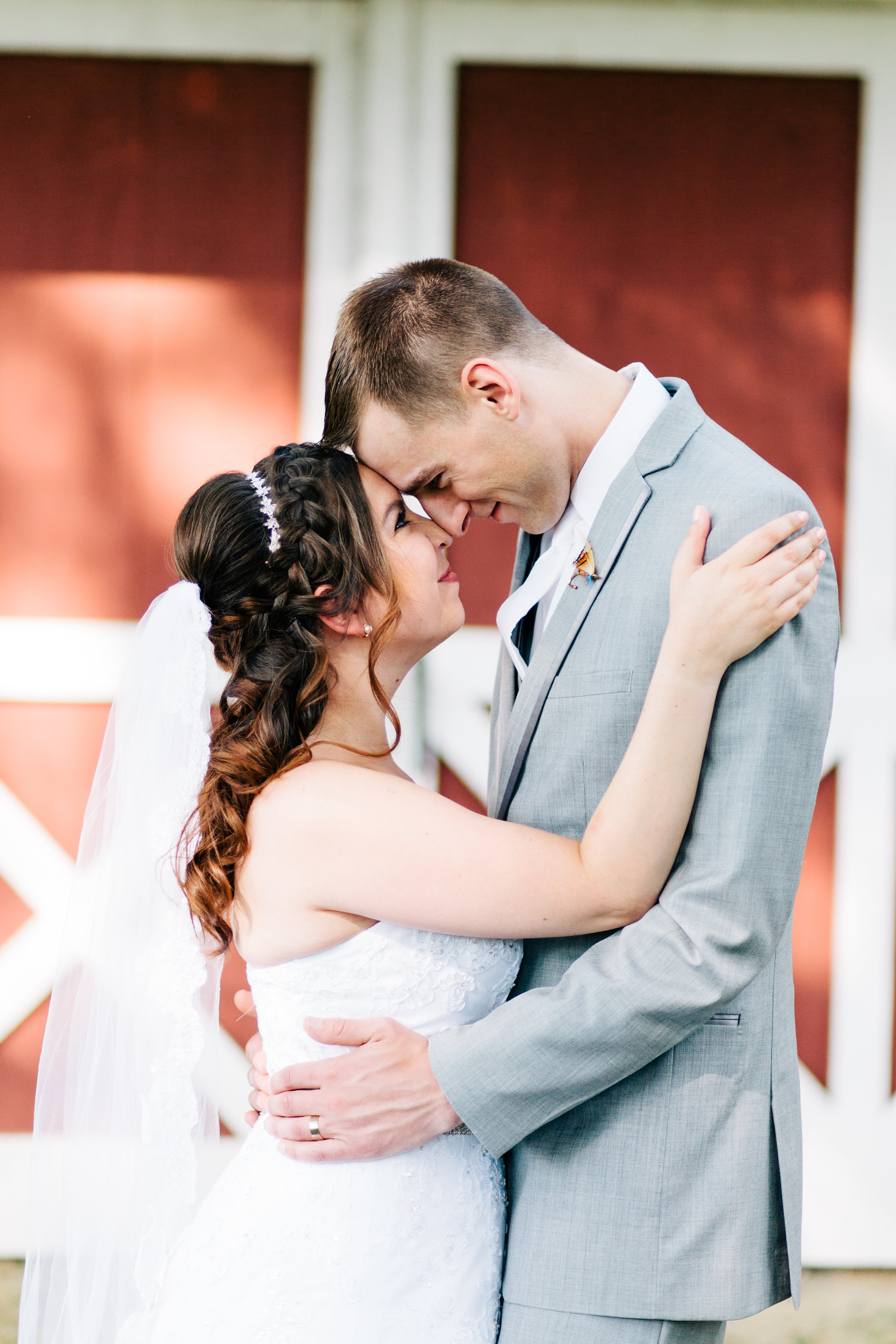 Michelle + Daniel at their Blissful Meadows Golf Club wedding (Uxbridge, MA)