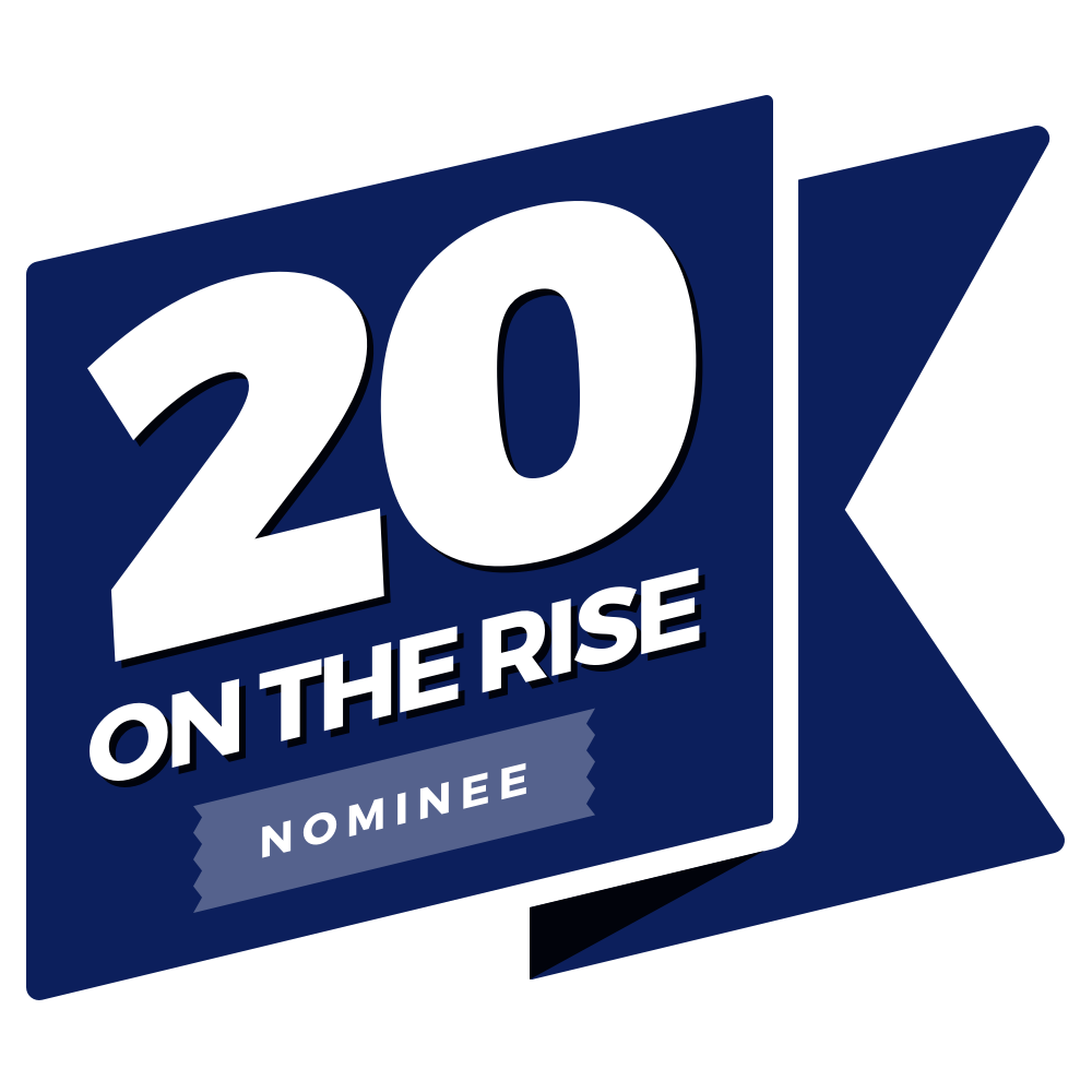 rising tide society 20 on the rise nominee