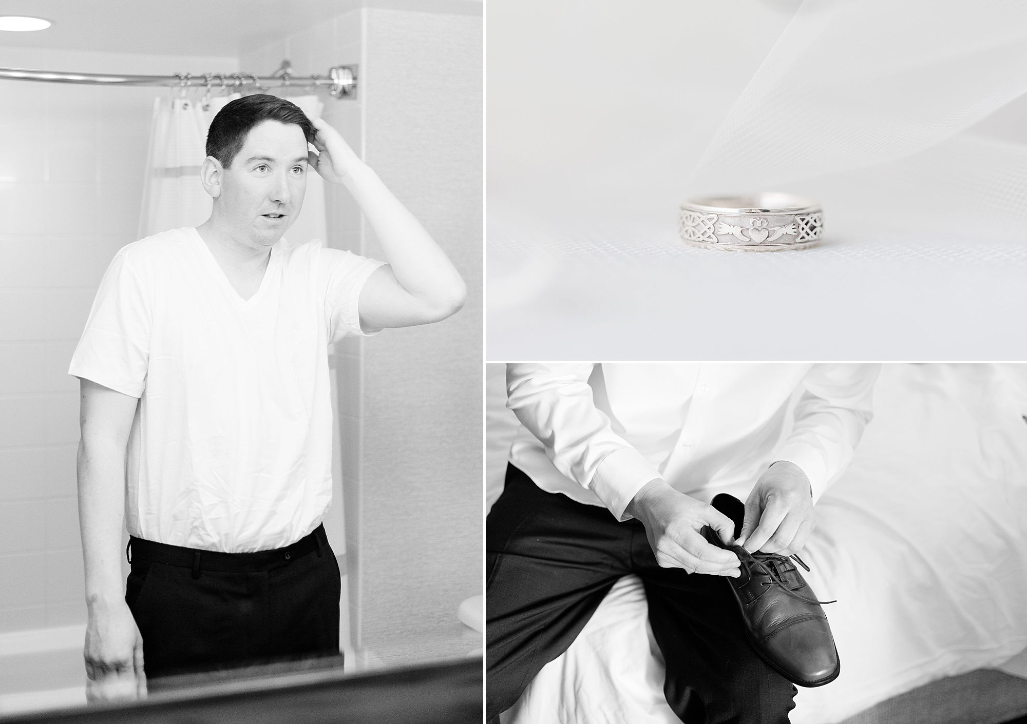 The Groom's details are just as important in our book!