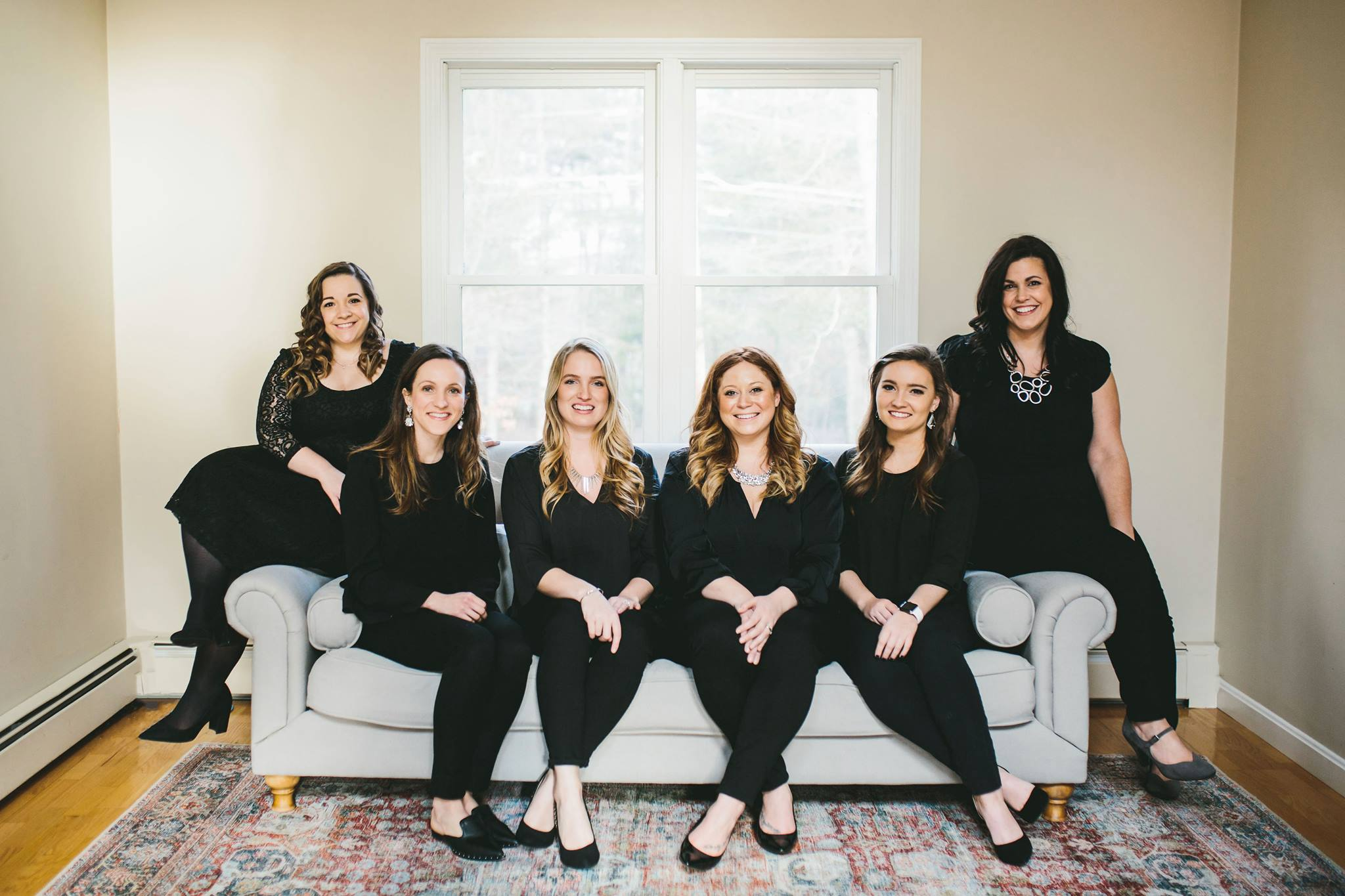 The All Aboard Event Planning Team - A Charitable Wedding Planning Business (photo by:  Oksana Miro Photography )