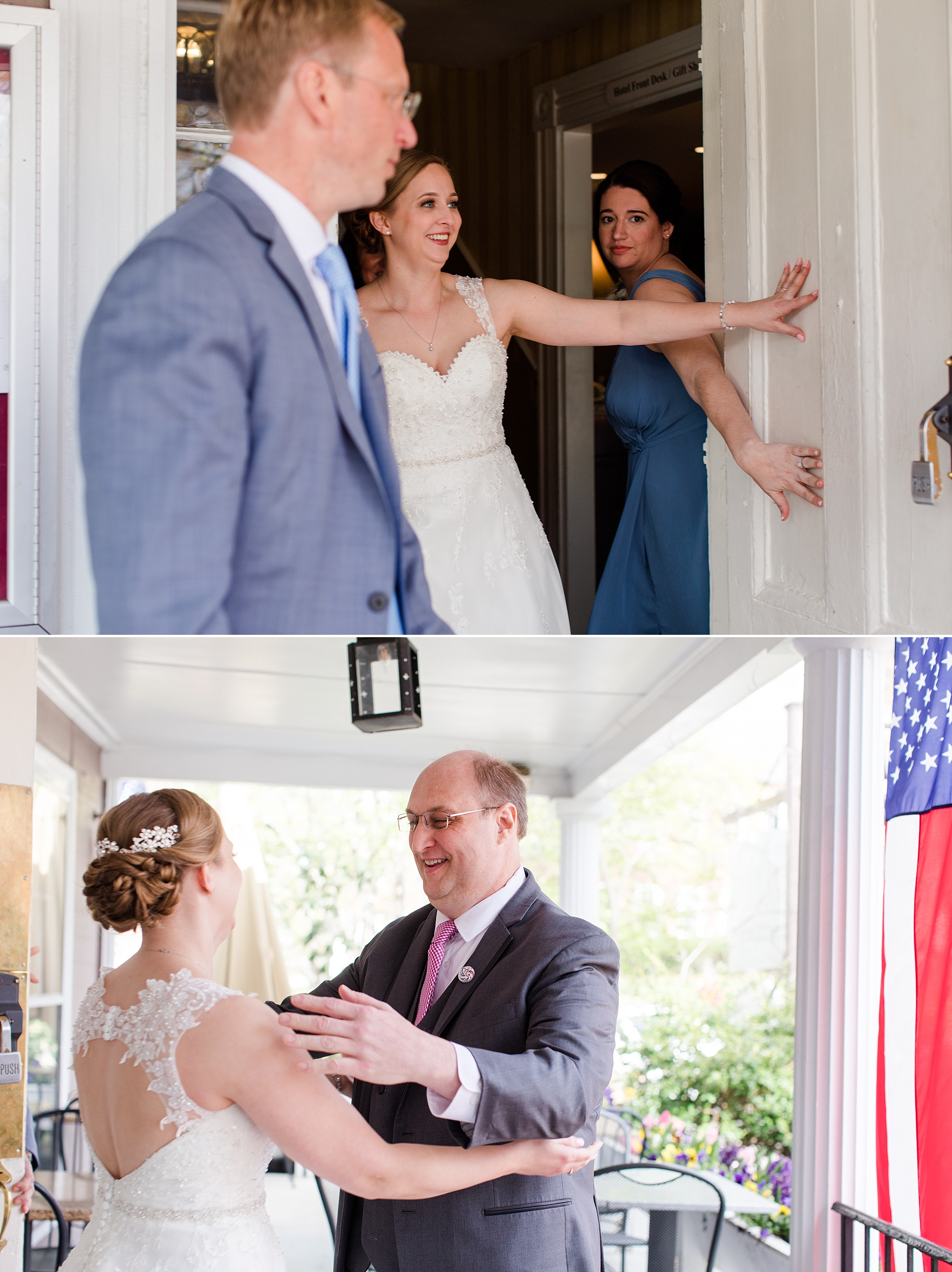 First look with Tori's Dad :)