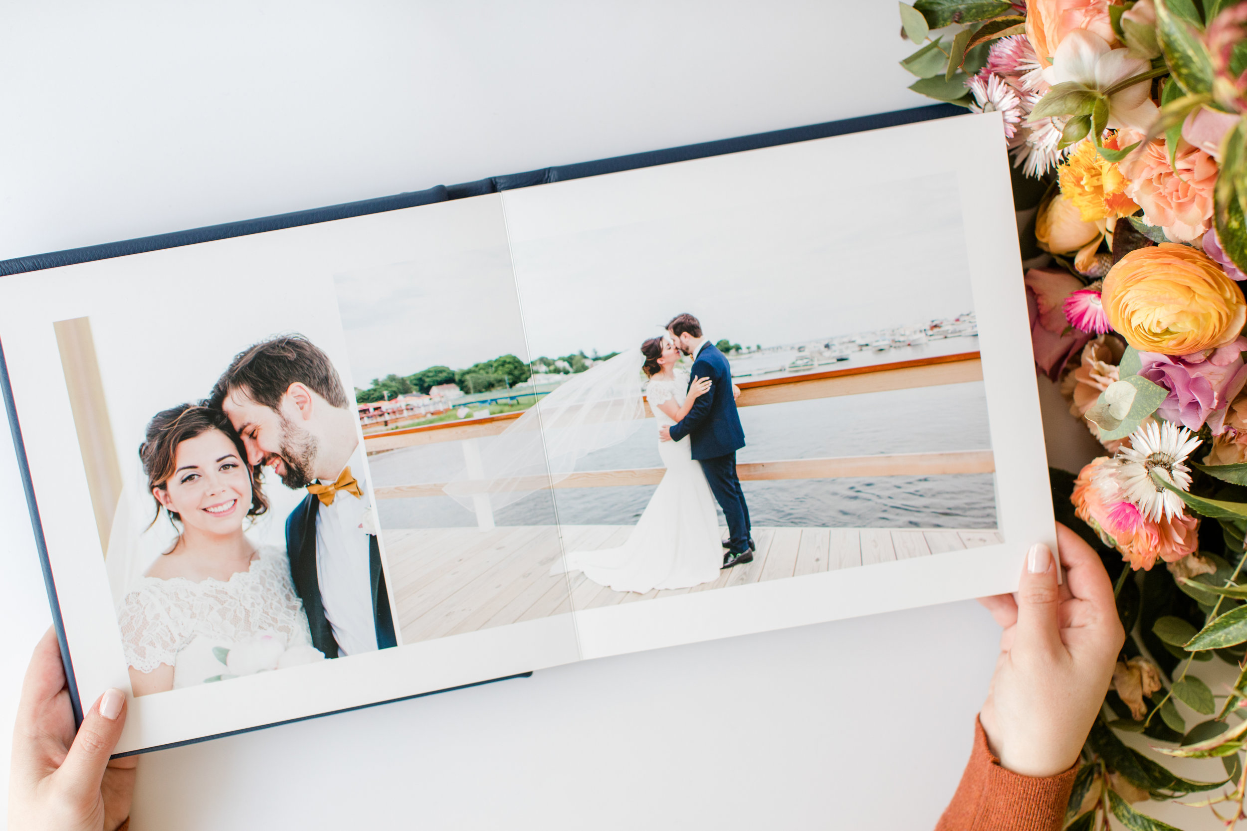 07. Heirloom Album Design +Print Delivery - You've invested in your wedding experience thus far… Time to make these memories stand the test of time.