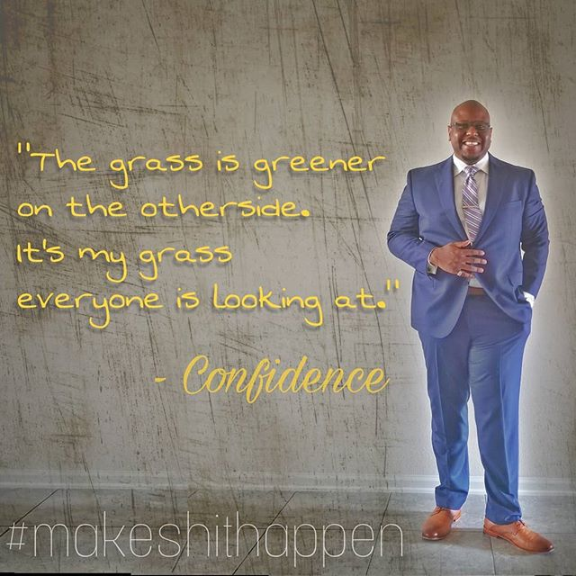 If you dont believe in yourself you will never achieve your goals. Having confidence in yourself will help you push past the negative energy.  #makeshithappen #stayfocused #learnandgrow #enjoylife #confidence