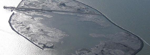 NMIJ Pilot island (picture taken from Rijkswaterstaat website)