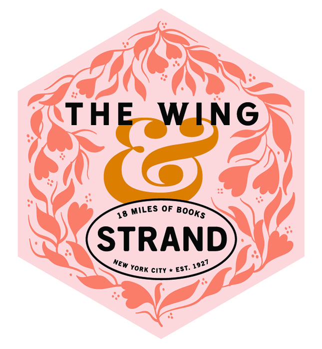 Bookplate: The Wing