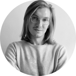 Alex Holz, artist support at kulturspace
