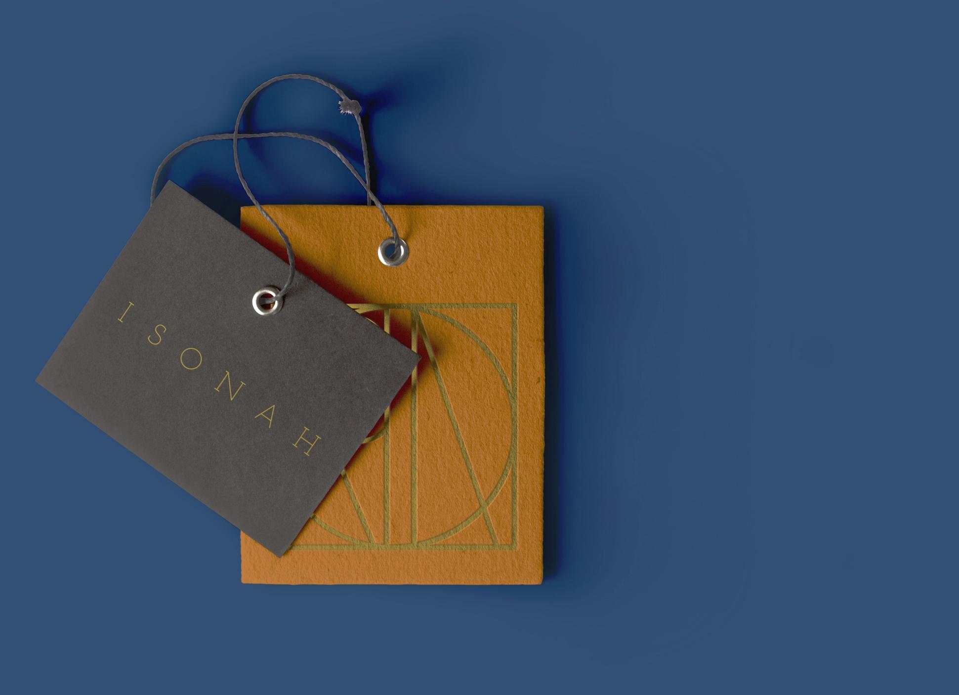 isonah - branding