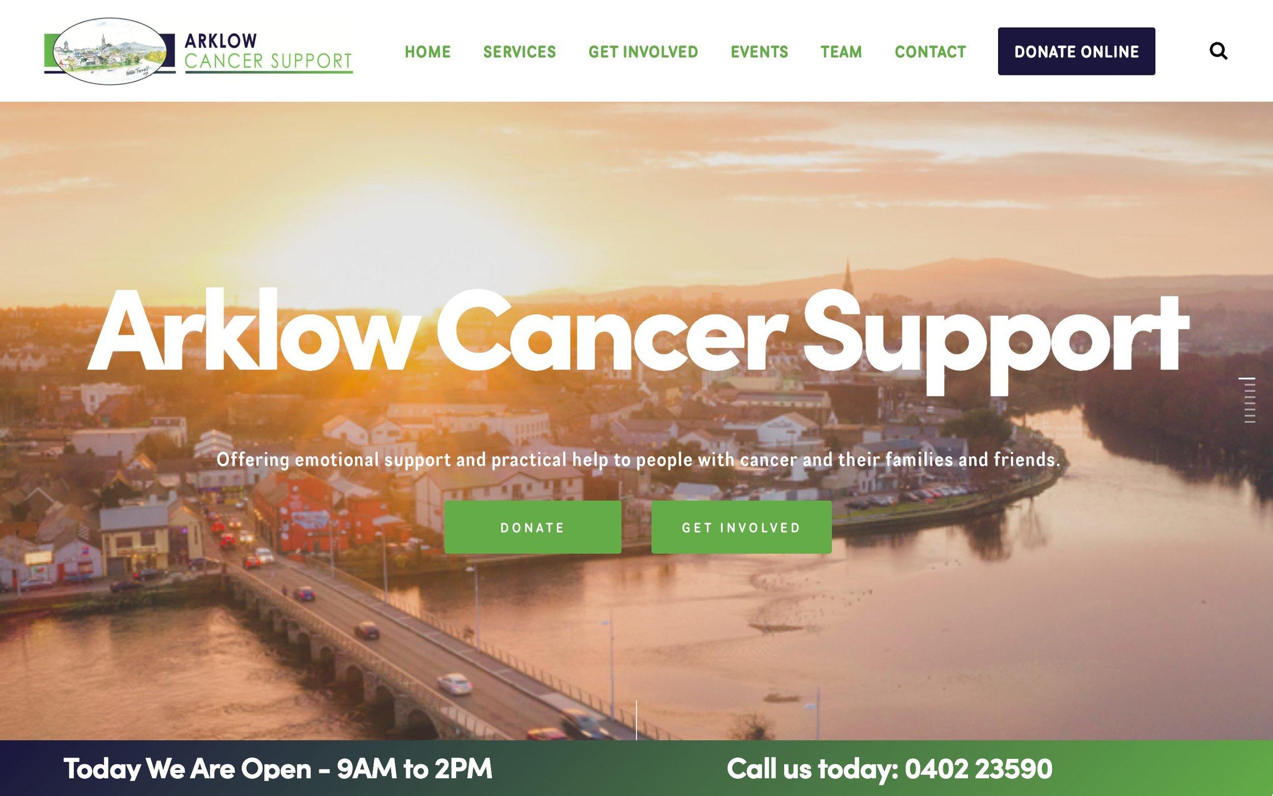 Lewis K Smith - Lewis K Smith Creative - Arklow Cancer Support.jpg