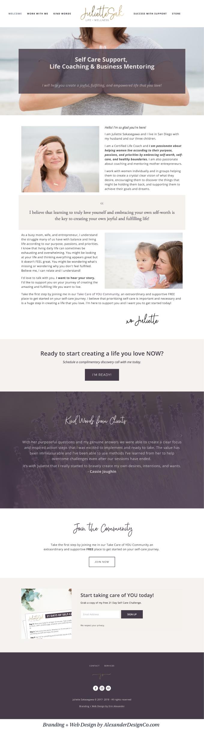Erin Alexander - JulietteSak Life and Wellness Squarespace Web designer - Alexander Design Co.png