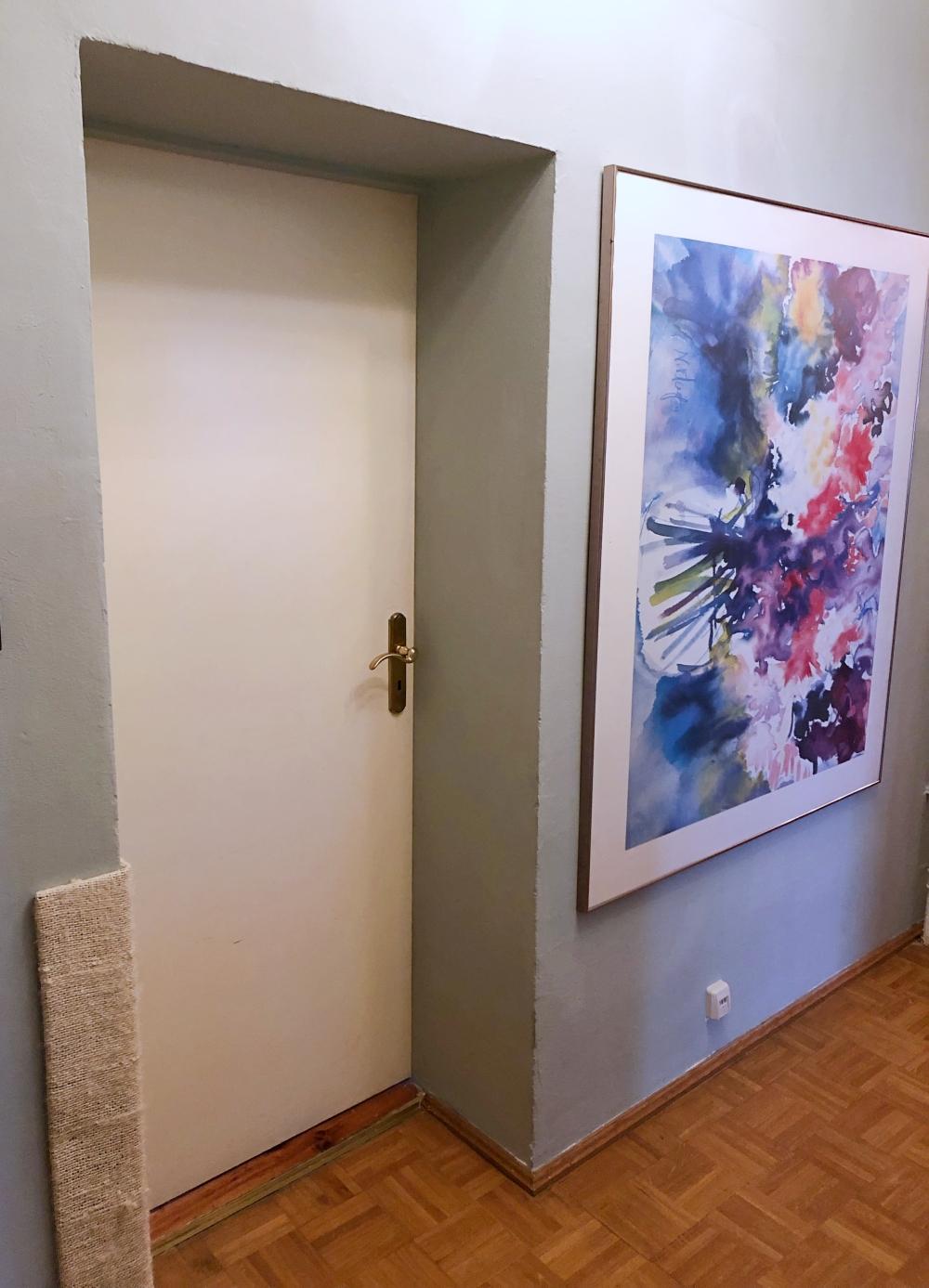 Salon Door
