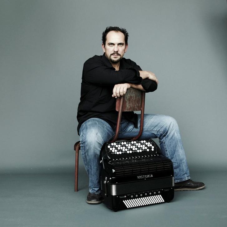 Frédéric VIALE, accordéon