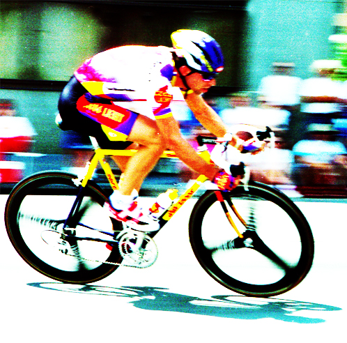 Criterion Rider, Hotter-n-Hell 100, 1992