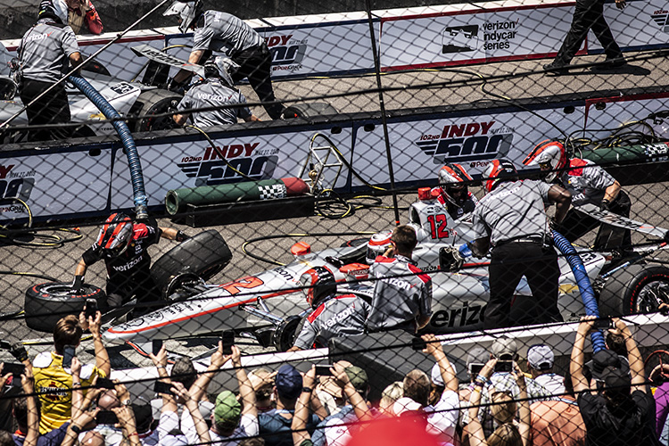 2018 Indy Carb & 500 Race Day - 25, 27 May
