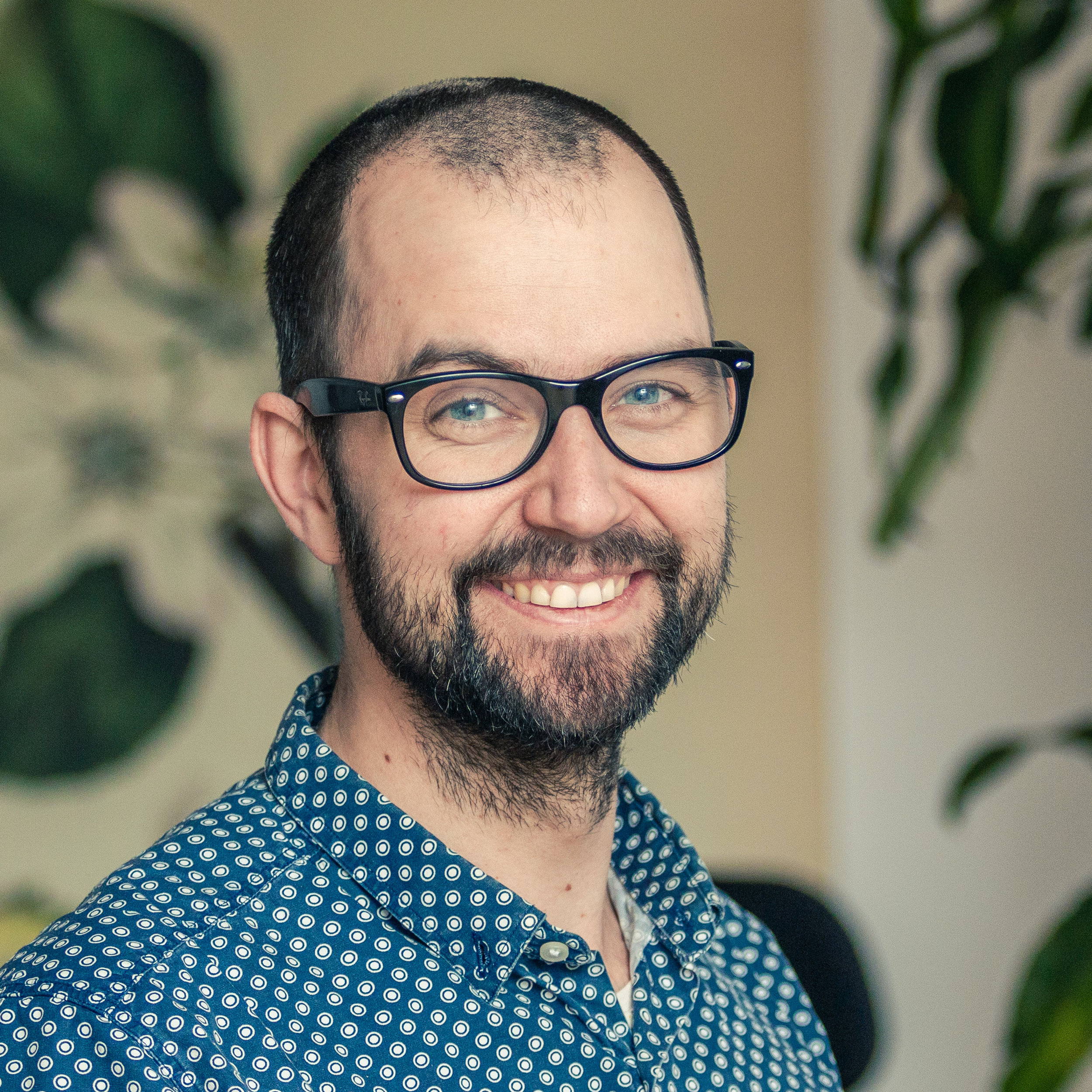 Alfred Beckman, UX Lead