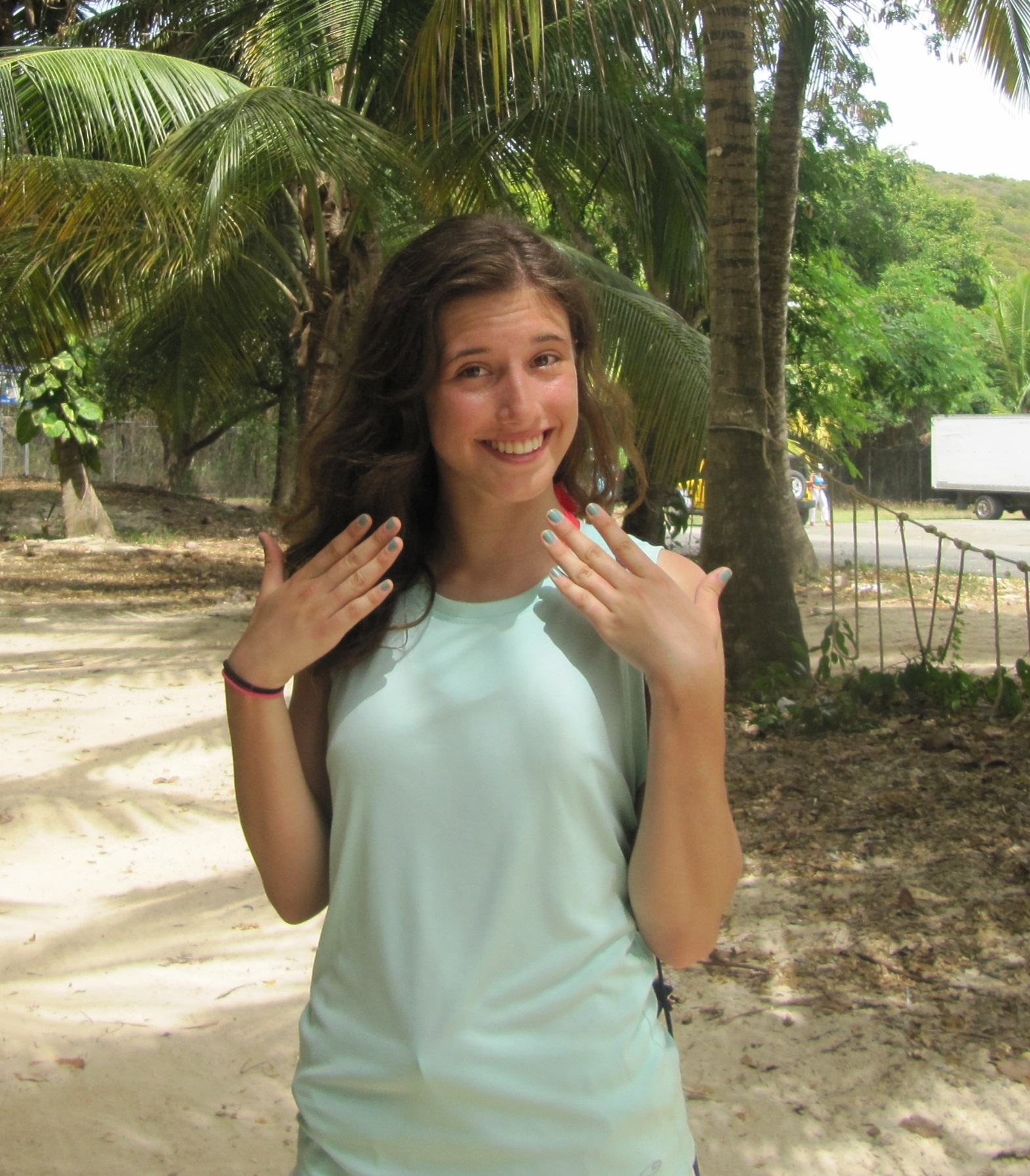 Ella DiPetto: Ella attends Virginia Polytechnic and State University with a major in Wildlife Conservation. She enjoys diving and visiting the ocean.
