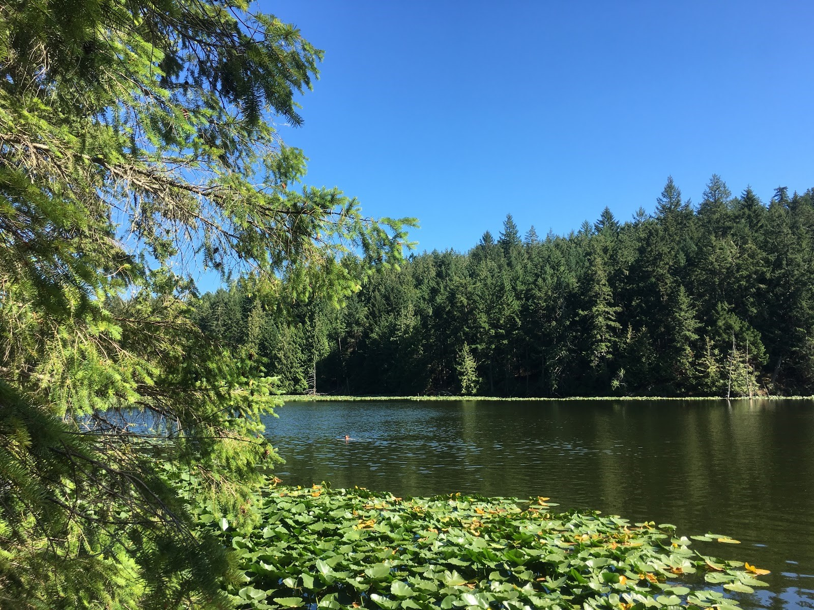 Greenburn Lake