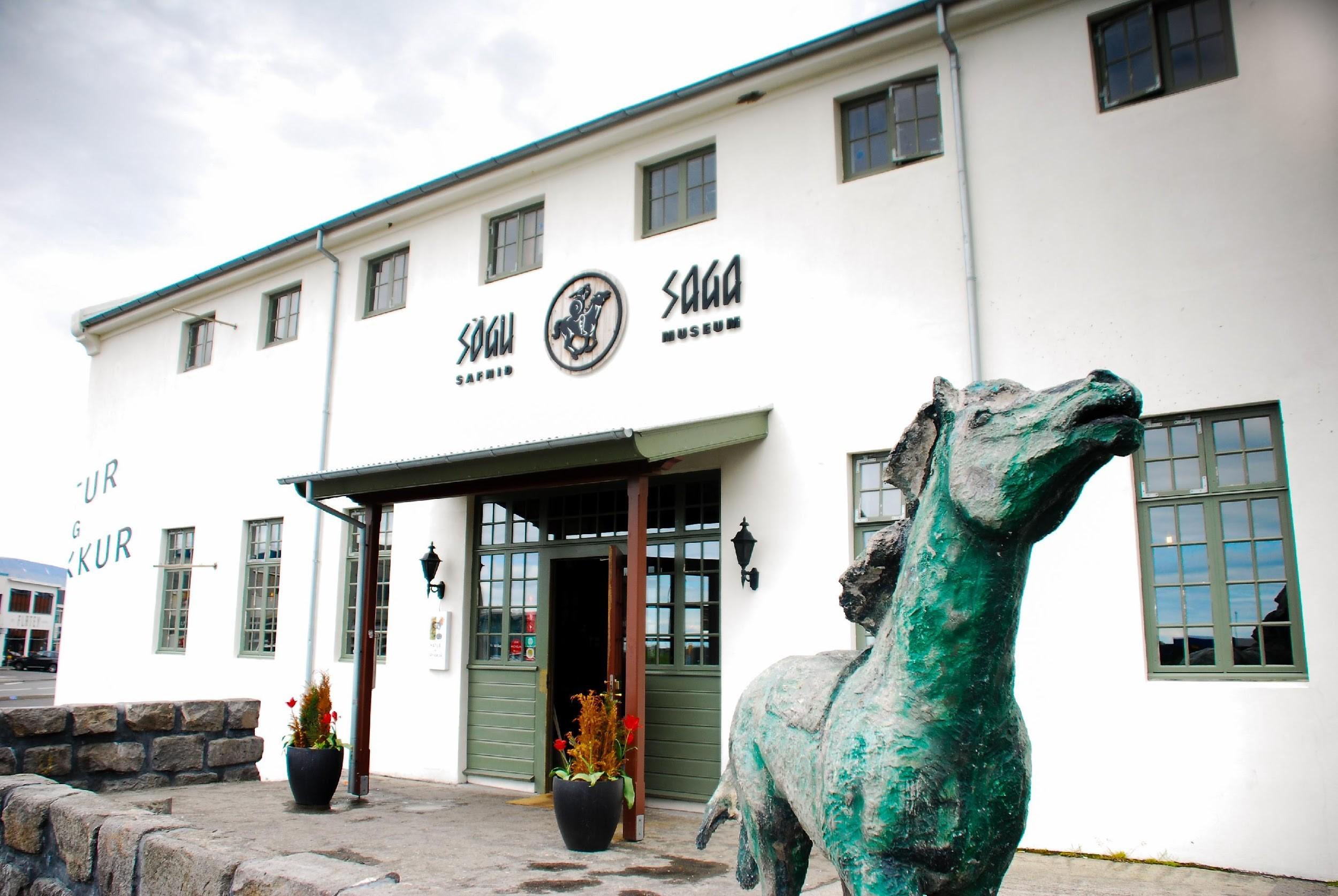 The Saga Museum